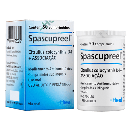 Spascupeel-Comprimidos