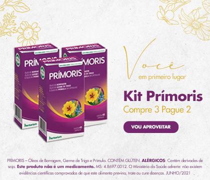 Prímoris Compre 3 Pague 2
